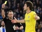 Marcos Alonso hoping Chelsea can capitalise on rivals dropping points