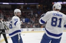 Lightning's Erik Cernak is 'too good for us to send back'