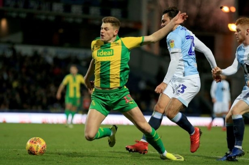 West Brom player ratings: Here's who was the best of an average bunch at Blackburn Rovers