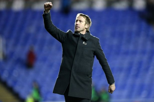 Everything Graham Potter said about Swansea City learning the hard way and taking their chances in Reading thrashing