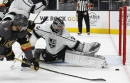 Kings' Jack Campbell stars under heavy pressure in loss to Vegas