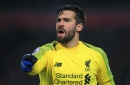 Jurgen Klopp 'surprised' by Alisson's passing ability for Liverpool