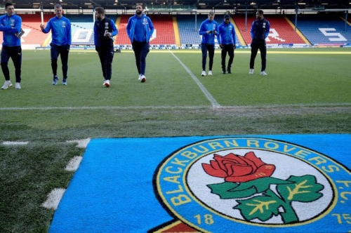 'He was all over the place' The West Brom player fighting a losing battle at Blackburn