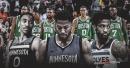 Jeff Teague, Derrick Rose, Robert Covington out vs. Celtics