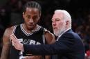 Poll: How should Spurs fans welcome Kawhi Leonard back to San Antonio?