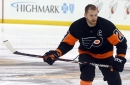 Claude Giroux will represent the Flyers at the 2019 NHL All-Star Game