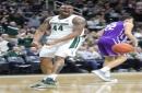 Michigan State basketball hammers Northwestern as Big Ten play resumes