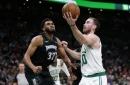 Celtics 115, Wolves 102: Hayward Runs Wild