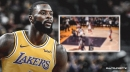 Video: Lakers' Lance Stephenson puts celebration first before getting back on defense