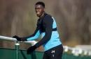 Aston Villa's Manchester United loanee Axel Tuanzebe - latest injury update