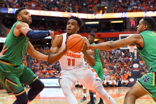 #FakeNunes previews Syracuse Orange vs. Notre Dame Fighting Irish