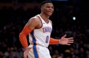 Lakers News: Russell Westbrook Says Stealing Lance Stephenson Air Guitar Celebration Was Him 'Having Fun'