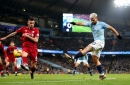 Man City 2-1 Liverpool FC: Highlights and reaction as Leroy Sane gives Blues victory after Firmino equalises Aguero stunner