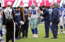 Cowboys injury report: OG Xavier Su'a-Filo listed as doubtful; DL David Irving won't play vs. Seahawks