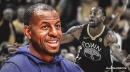 Warriors' Andre Iguodala says that not keeping their guards up all the time is wearing team out