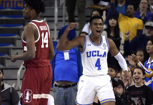 UCLA beats Stanford, ends slide in Murry Bartow's debut as coach