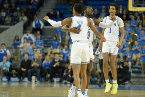 UCLA Basketball: Bruins Blast Stanford, 92-70, in Bartow's Debut