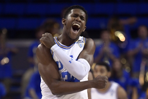 Video: UCLA players react to team's 92-70 win over Stanford