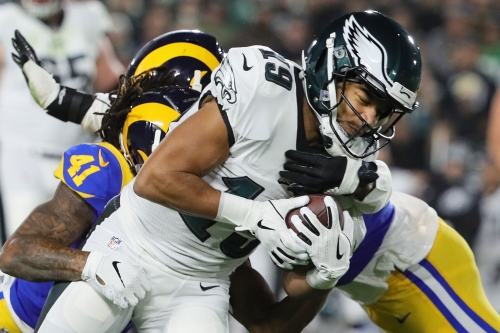 Mike Sielski: Golden Tate has another chance to show why the Eagles traded for him