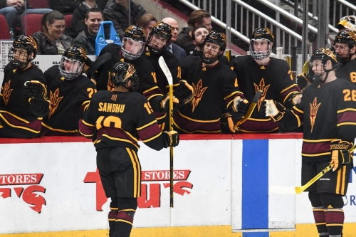 ASU Hockey: Boston College Preview