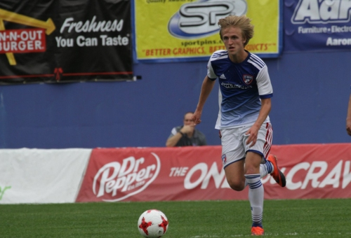 Roberts, Pepi, and Garcia called into January US youth national team camps