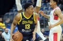Pacers recall center Ike Anigbogu from Mad Ants