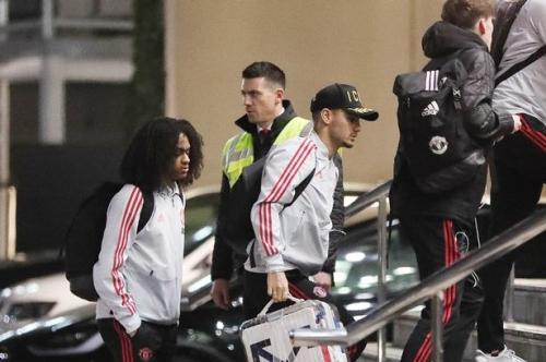 Manchester United squad vs Reading revealed