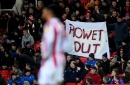 Gary Rowett protective of family during current storm of protest at Stoke City