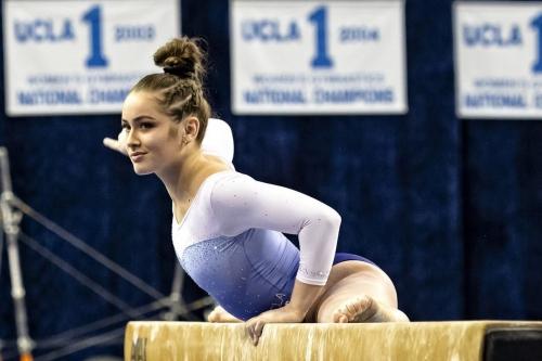 UCLA Gymnastics: Bruins Take on Nebraska in Season Opener