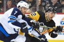 Dominik Simon, Zach Aston-Reese chip in again as Penguins keep on rolling