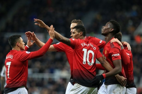 How Manchester United should line up vs Reading in the FA Cup fixture