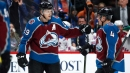 Avalanche break 6-game skid with win over Rangers