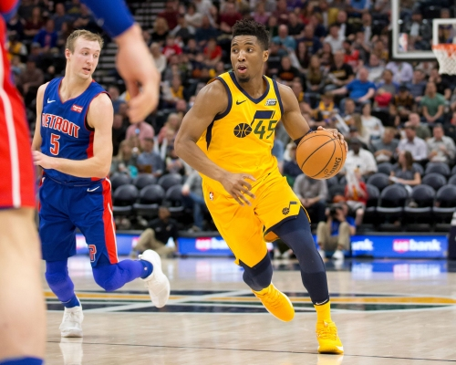 Detroit Pistons vs. Utah Jazz: Donovan Mitchell comes to town