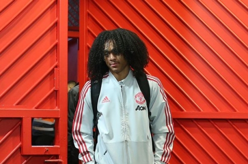Who is Tahith Chong? Manchester United player on bench vs Reading in FA Cup