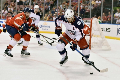 Game #41 Preview: Columbus Blue Jackets at Florida Panthers