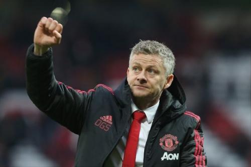 Manchester United fans deserved their Ole Gunnar Solskjaer gesture at full time