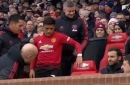 Manchester United give Alexis Sanchez injury update