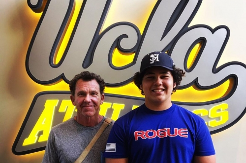 UCLA Football Signee Sean Rhyan to Play in the All-American Bowl Today
