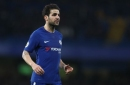 'Wonderful footballer' – Gary Lineker pays tribute to Cesc Fabregas after Chelsea farewell appearance
