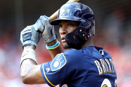 Mets acquire outfielder Keon Broxton from Brewers