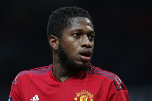Manchester United fans hammer Fred after performance against Reading