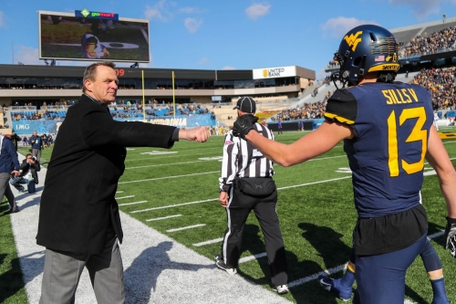 Shane Lyons Passed His First Major Test As West Virginia Athletic Director