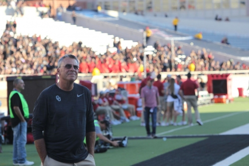 OU football: Sooners LB coach Tim Kish retires
