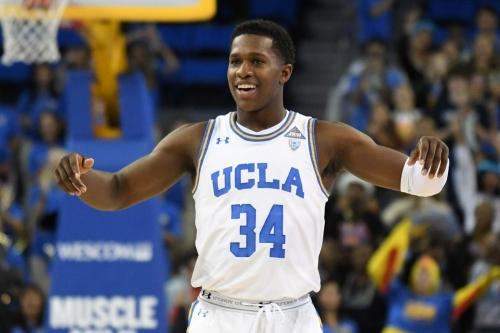 Freshman Lead Sloppy UCLA to a 98-83 Victory Over Berkeley