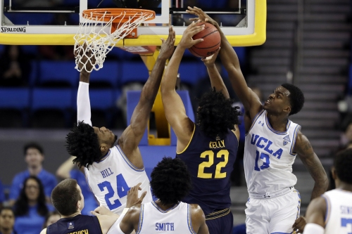 Whicker: UCLA seems at home again (or maybe it's just Pac-12 basketball)
