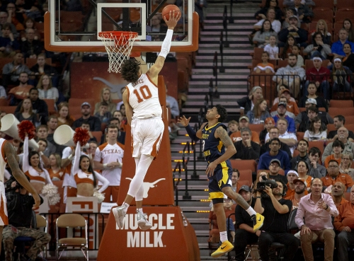 3 takeaways from Texas' 61-54 win over West Virginia: Matt Coleman's late 3-pointer helps push Longhorns to 2-0 in Big 12 play