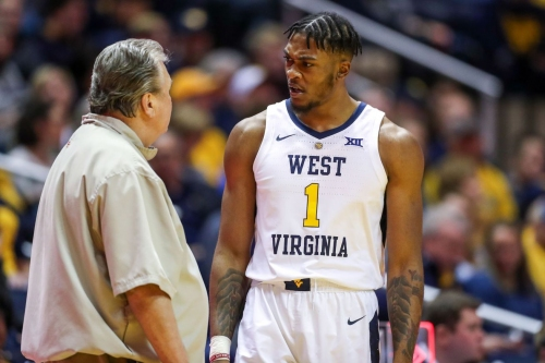West Virginia off to an 0-2 start in conference play following 61-54 loss to Texas