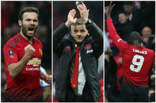 Manchester United transfer news LIVE reaction to Reading win in FA Cup as squad head to Dubai