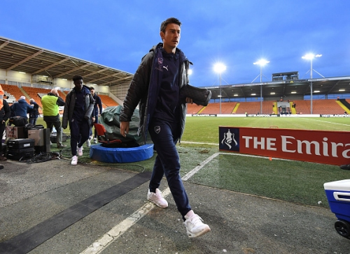 The reason Laurent Koscielny pulled out of Arsenal squad v Blackpool at last minute