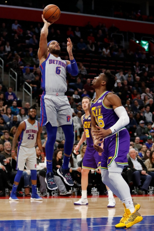 Detroit Pistons turnovers, bench struggles lead to Utah Jazz loss